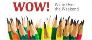 writeoverweekend