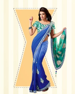 hourglass-shape-saree